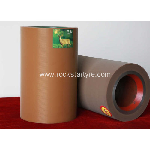 10 inch NBR brown rice mill rubber roller