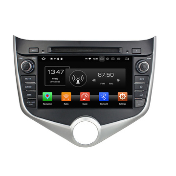 Android 8.0 in car media system for MVM 315 Chery Fulwin2