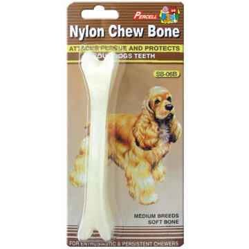 "Percell 6"" Classic Soft Chew Bone"