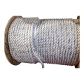 Low price 6mm braided high strength nylon rope