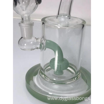 Novel Free Type Glass Bongs with Bent Neck