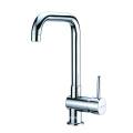 Small sink brass kitchen faucet tap swivel