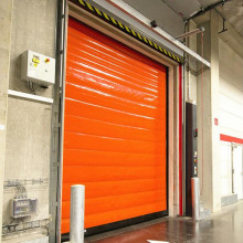 High Speed PVC Freezer Room Doors