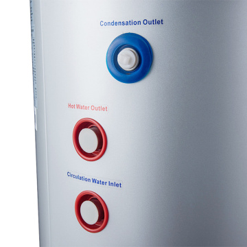 Hot Water Heat Pump With CB