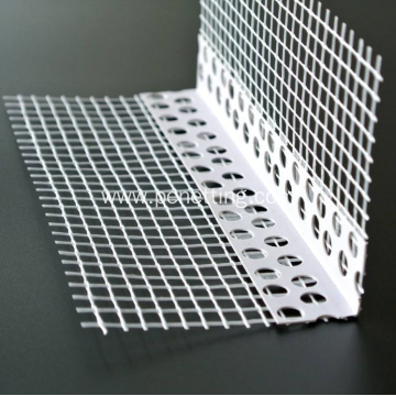 Corner Bead With Fiberglass Mesh For Construction Material