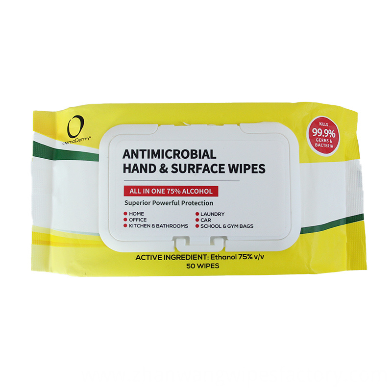 Mini Alcohol Wipes