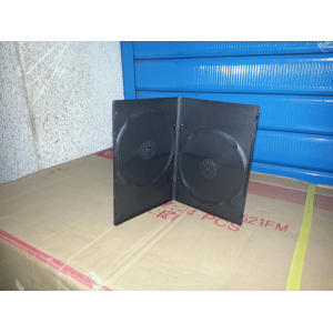 DVD case dvd box dvd cover 7mm double black (YP-D806Hb)