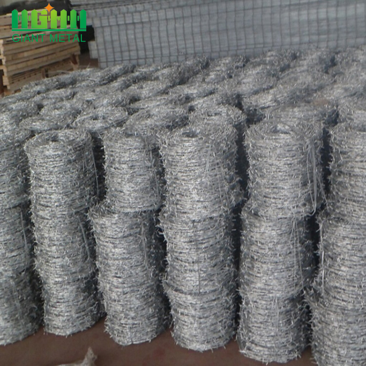 Best Price Decorative Safety Barbed Wire Price