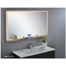 Rectangular LED bathroom mirror MC13