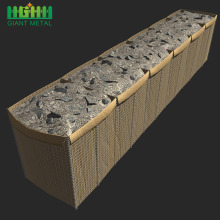 Flood Protection Defensive Hesco Bastion Barrier Sand Wall