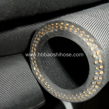 High Wear-Resistant Sand-blasting Rubber Pipe