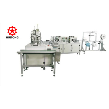 HIgh speed medical mask machine