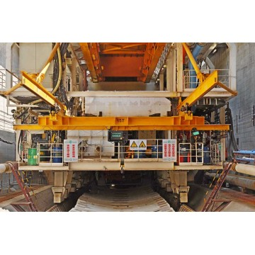 Special Crane for Shield Tunnel