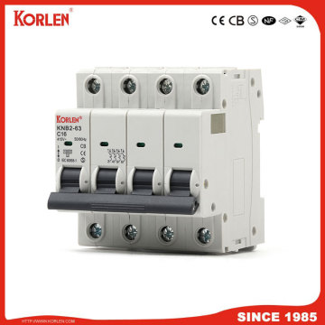 Patented C65 Miniature Circuit Breaker 10ka with Ce