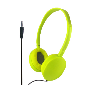 Disposable on ear Headphones OEM ODM