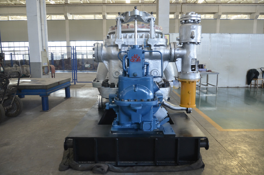 Condensing Steam Turbine (12)