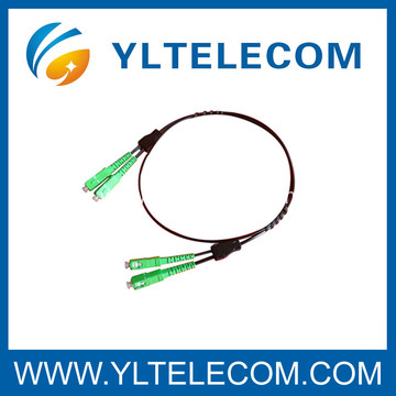 Fiber Optic Patch Cord FTTH FC SC ST LC DIN MU MTRJ Single Mode Or Multi Mode