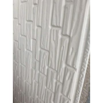 PU foamed composite metal panel dinding hiasan