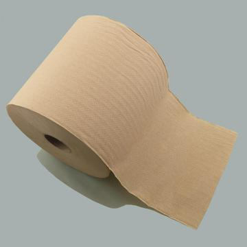 Brown Paper Hand Towel Roll
