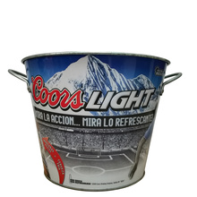 5QT Ice bucket with two fixed handles