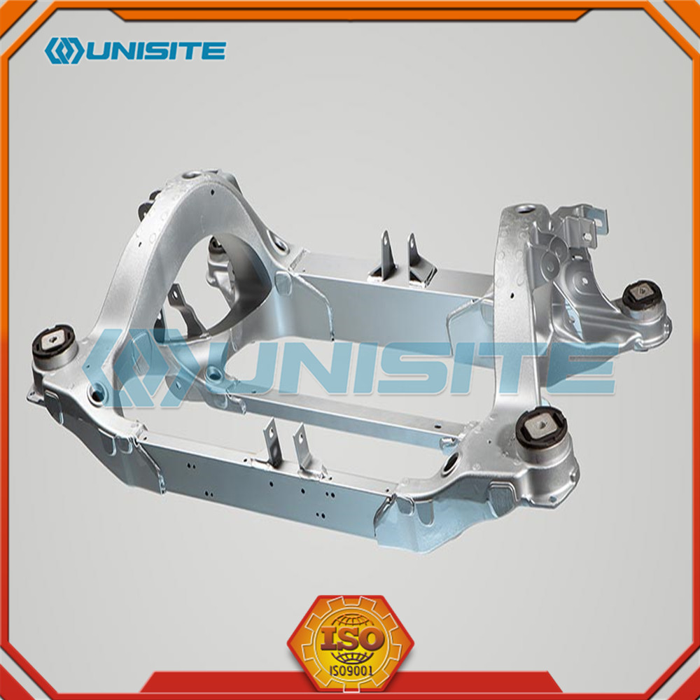 OEM Low Pressure Casting Aluminum Parts