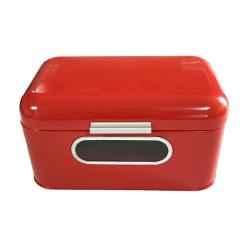 Bread Bin With Front Window