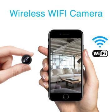 DVR Night Vision Remote Camera Remote APP Camera A9 Camera 1080P Mini Camera Wireless Wifi IP Home Security Mini Camcorders