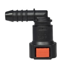 Urea SCR System Quick Connector 9.89 (10) - ID8 - 90° SAE