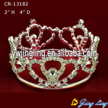 Full Round Boy Pageant Cheap Crown