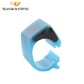 Animal Tracking ABS RFID tags Pigeon Foot Ring