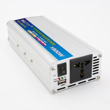 1800W Modified Sine Wave Inverter with USB Port