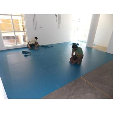 Anti-static ESD epoxy floor
