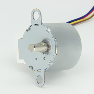 4 Phase with Gear |Permanent Magnet Stepper Motor