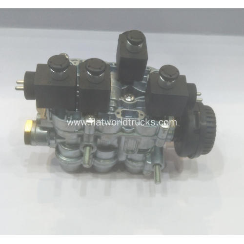 ECAS solenoid valves for Trucks