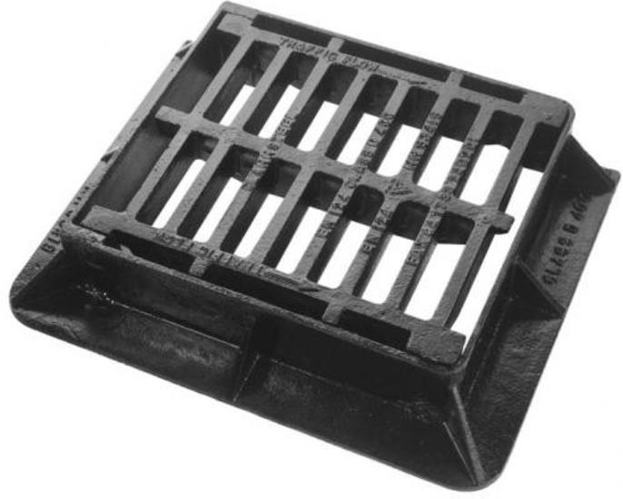 Hinged Gully Grate