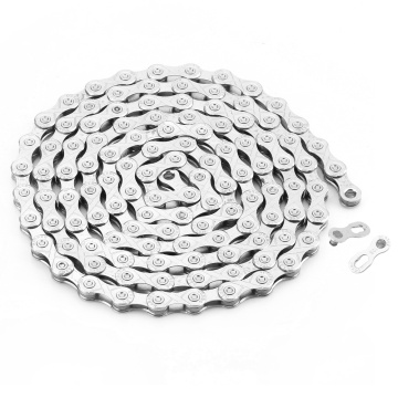 10-Speed Bicycle Chain 122 Links