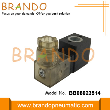 Replacement 8mm Hole Size Pneumatic Solenoid Coil