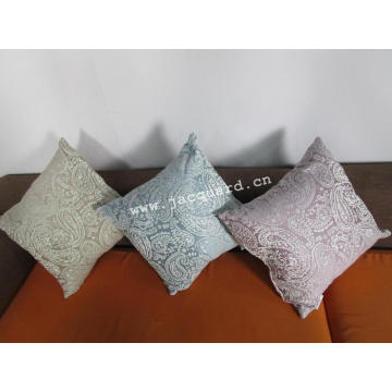 Woven Style Jacquard Cushion
