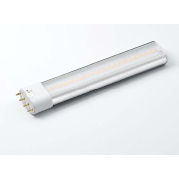 7W Long Lifespan 2G11 LED Tube Light
