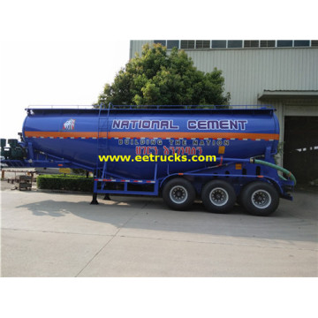 12000 Gallon Bulk Grain Tanker Trailers