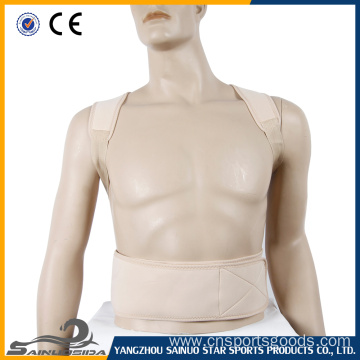 Orthopedic back brace vest