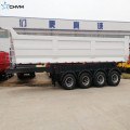 Good Quality U-shaped Dump Semi Trailer
