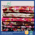 Furniture Fabric Polyester Satin Fabric