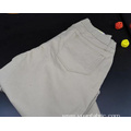 Spandex Woven Dyed Cotton Fabric Elastic For Pants