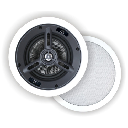 6.5 Inch In-ceiling 2-way Crossover Loudspeakers
