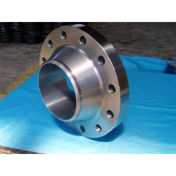 High neck carbon flange