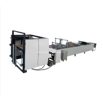 High Speed Paper Bag Machine