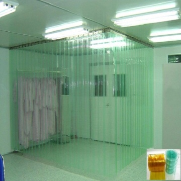 Different Color pvc rolls pvc strip door curtain
