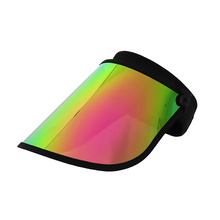 Wholesale face visor hat uv protection