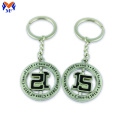 Wholesale Silver Letter Keychains charms